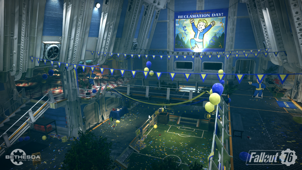 Е3 2018: мировая премьера Fallout76. Вчетыре раза больше, чем Fallout4!   Канобу - Изображение 6137