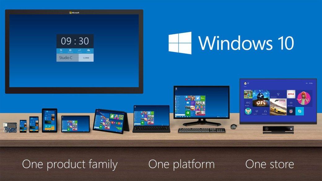 Все, что игроку нужно знать о Windows 10 | Канобу - Изображение 2