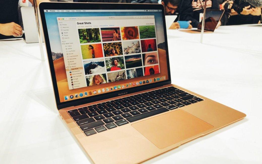 Вот это новинка: SSD-диск обновленного MacBook Air медленнее, чем упрошлой модели | Канобу - Изображение 0