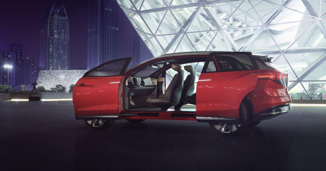 Разве что не летает: Volkswagen представила электрокроссовер I.D. ROOMZZ с автопилотом | Канобу - Изображение 650