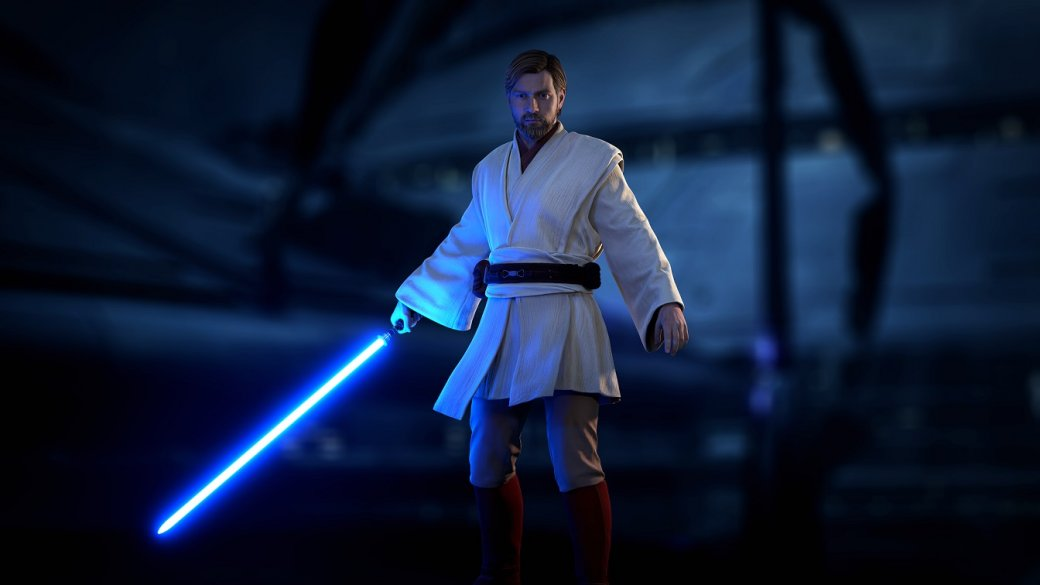 Дарт Вейдер, Хан Соло, Оби-Ван иЙода. Какие еще персонажи Star Wars появлялись ввидеоиграх | Канобу - Изображение 2161