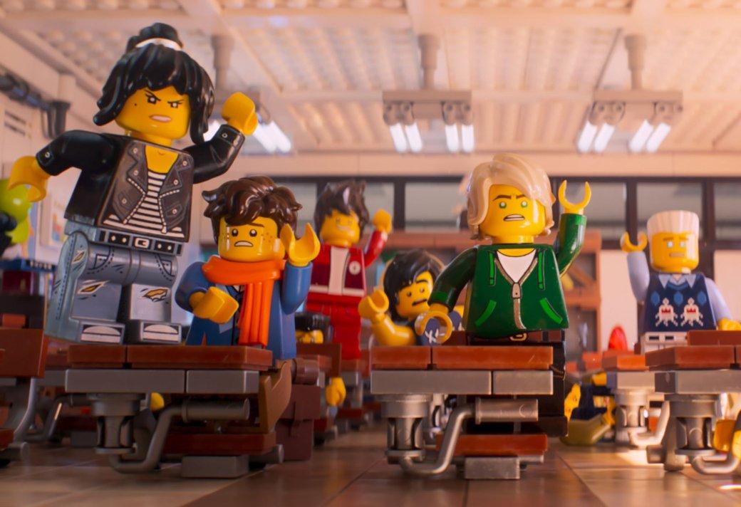 Рецензия на «Лего Ниндзяго Фильм». - Изображение 10