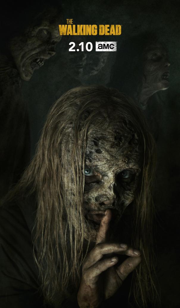 Первый взгляд наАльфу, главу Шепчущихся в«Ходячих мертвецах». Обновлено: теперь и в видео!   Канобу - Изображение 4993