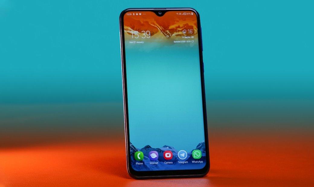 ВРоссии стартуют продажи среднебюджетного смартфона Samsung Galaxy M20 сбатареей на5000 мАч | SE7EN.ws - Изображение 1
