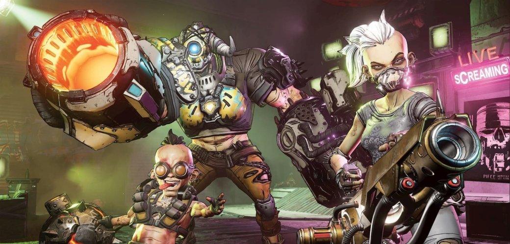 Borderlands 3 стала эксклюзивомEGS. Теперь фанаты обваливают рейтинг другим играм серии вSteam   Канобу - Изображение 1
