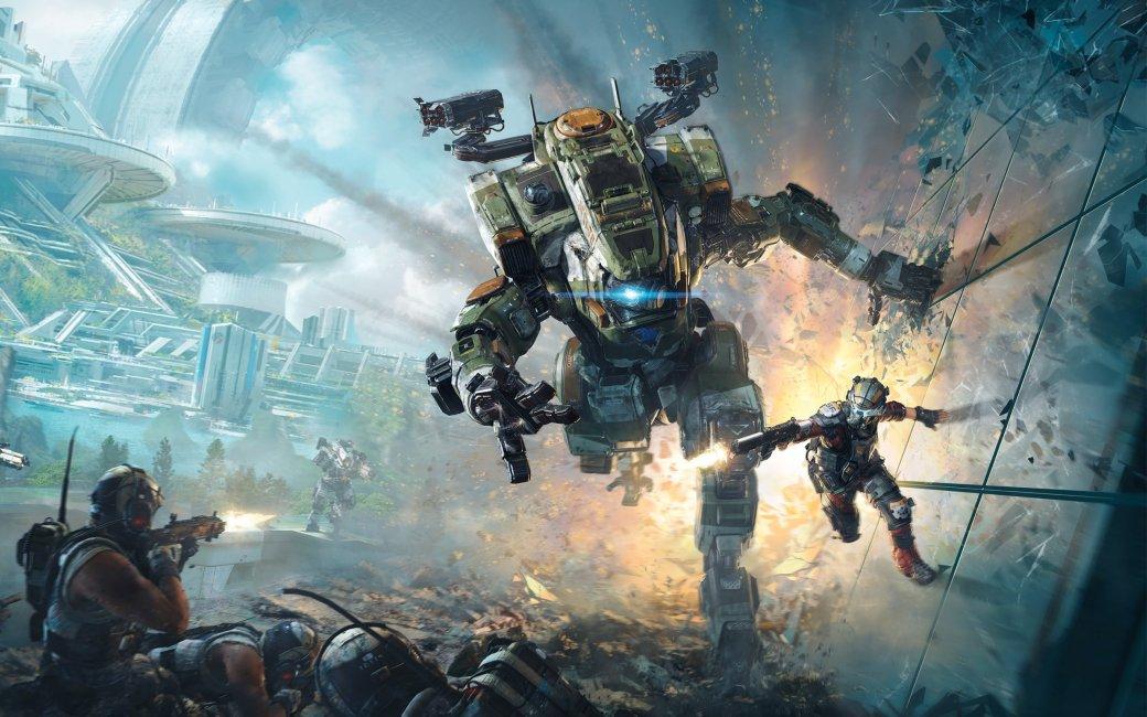 Respawn представила «королевскую битву» по вселенной Titanfall — Apex Legends | Канобу - Изображение 1