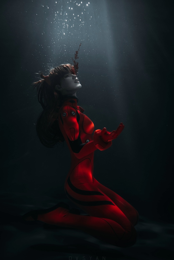 Утопающие, новсе еще прекрасные Аска иРэй вкосплее Neon Genesis Evangelion | Канобу - Изображение 1400