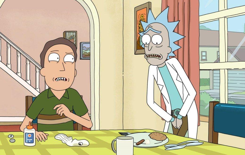 Рецензия на 10 эпизод 4 сезона сериала «Рик и Морти» | Канобу - Изображение 13107