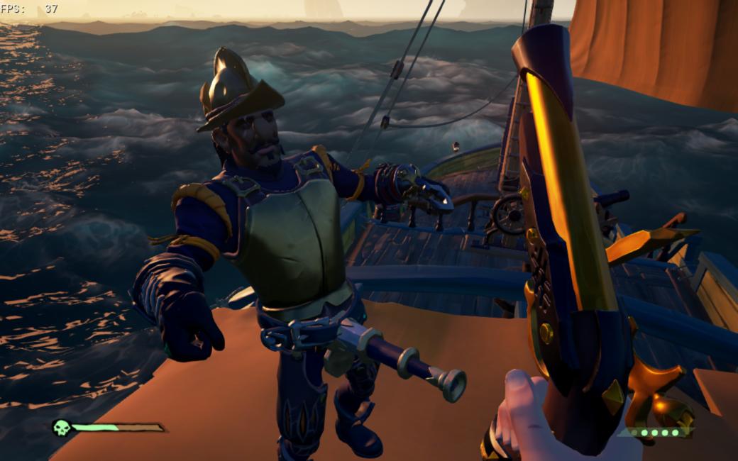 «Не тыкайте в меня своей подзорной трубой!» — из Sea of Thieves удалили забавный баг | Канобу - Изображение 4378