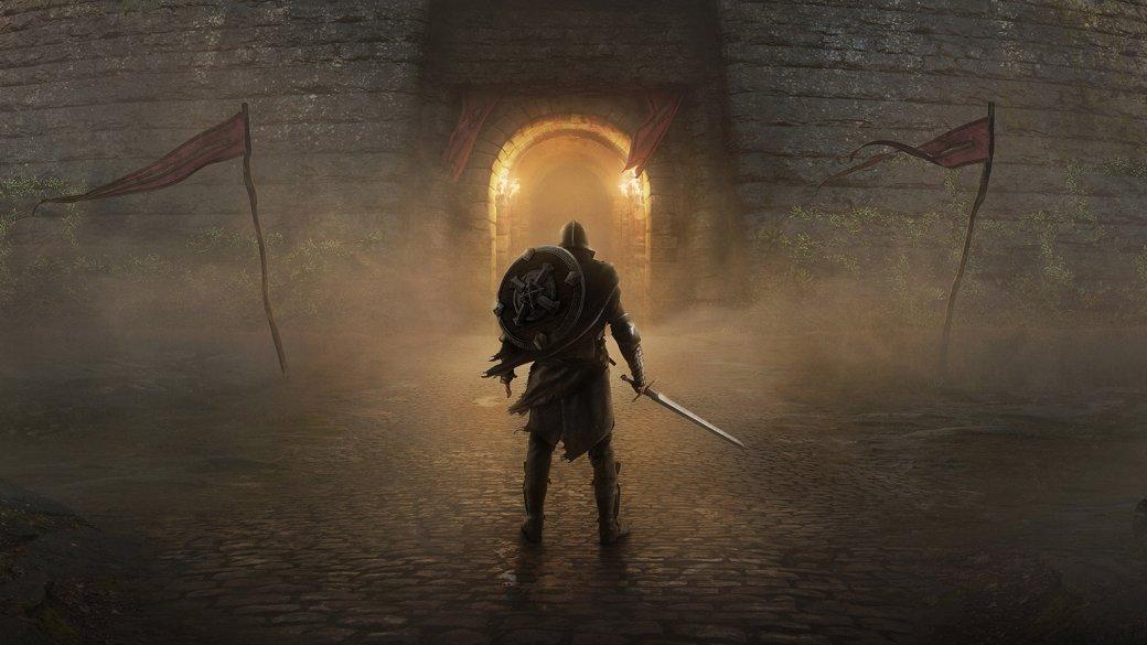 Е3 2018: The Elder Scrolls: Blades— новая вершина для смартфонов, нововсе немобильная Skyrim | Канобу - Изображение 1