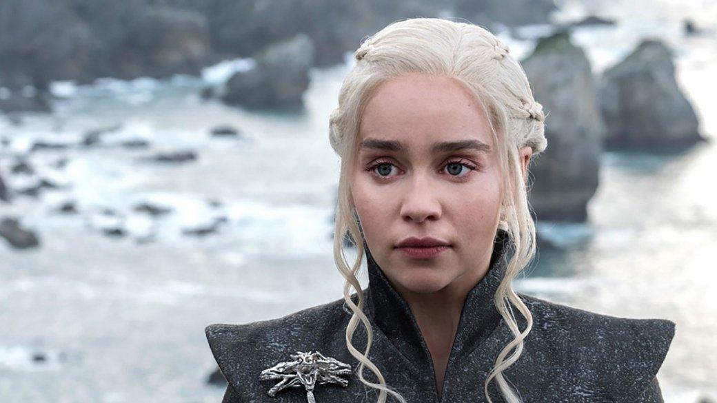 Эмилия Кларк рассказала, чтобы она хотела стащить сосъемочной площадки «Игры престолов» | Канобу - Изображение 1