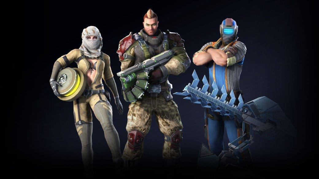 Чем режим Battle Royale из Skyforge отличается от других игр жанра — древние храмы, герои и PvE | Канобу - Изображение 1