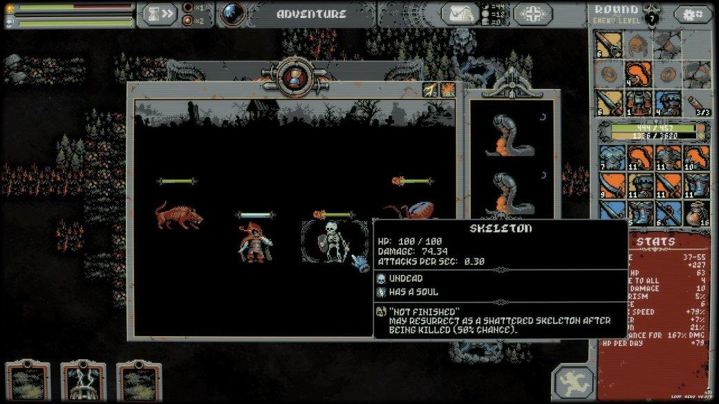Обзор Loop Hero (2021), российская инди-игр про временную петлю | Канобу - Изображение 3958
