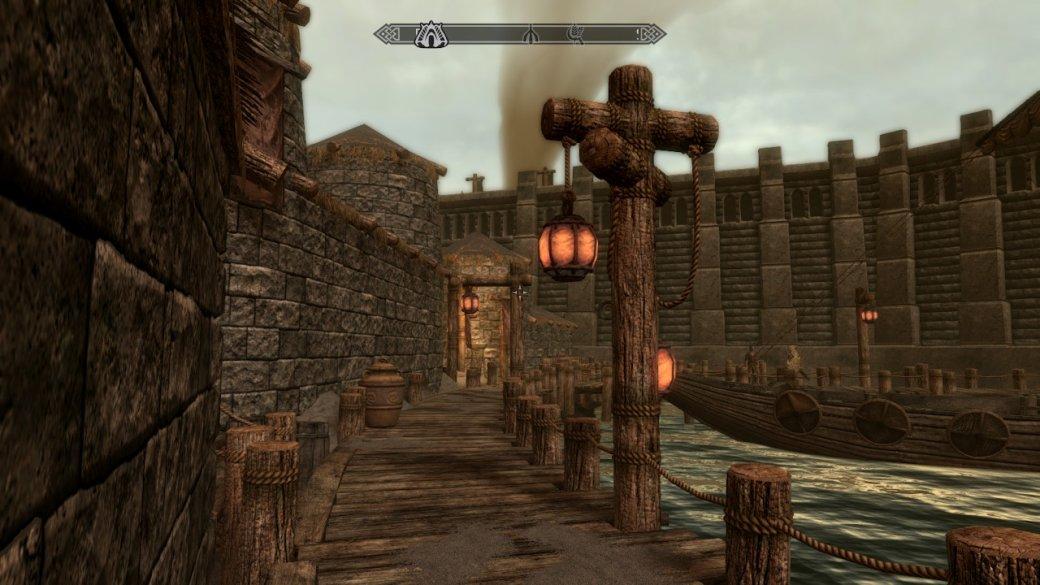 Как TES 5: Skyrim выглядит иработает наNintendo Switch? Отвечаем скриншотами игифками | Канобу - Изображение 14