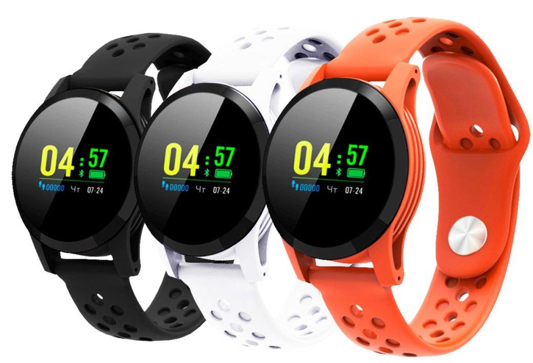 SMARTERRA SmartLife ZEN: смарт-часы для спорта издоровья за990 рублей | SE7EN.ws - Изображение 1