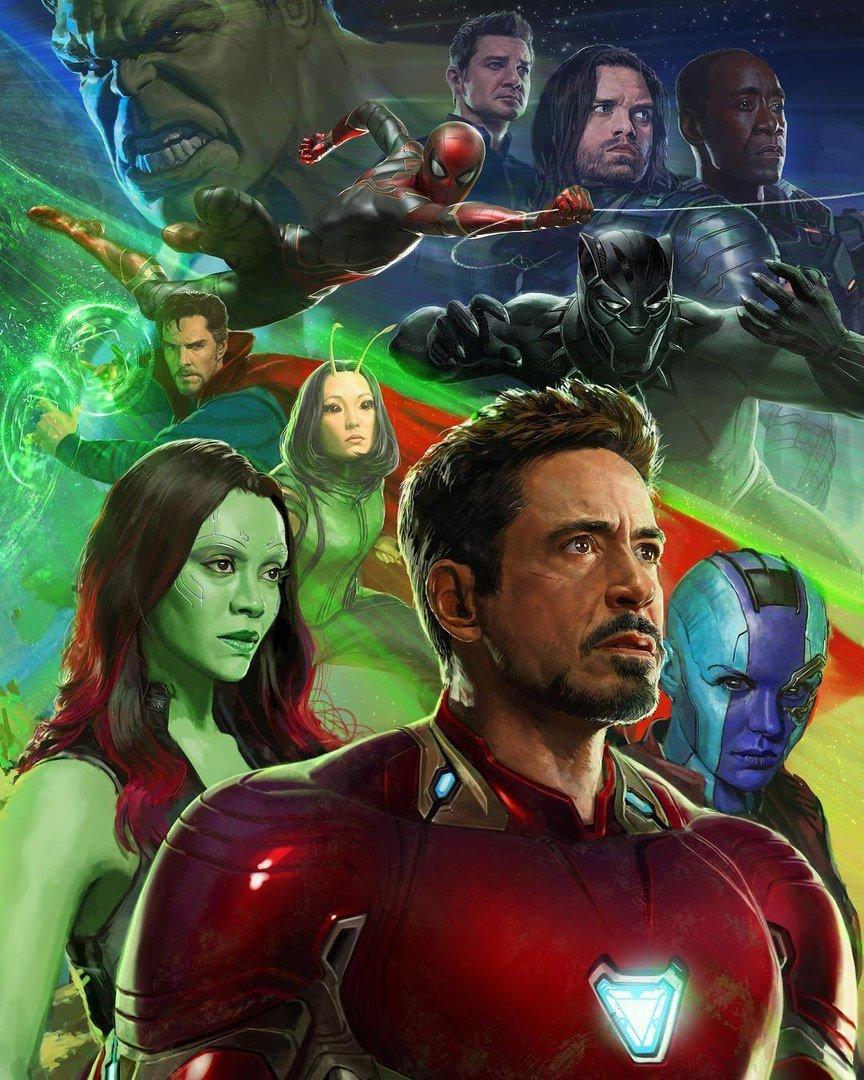 Суть. Самое важное спанели Marvel Studios наComic-Con | Канобу - Изображение 2