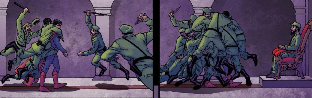 Что происходило вовселенной Injustice дособытий первой игры. Часть2 | Канобу - Изображение 2