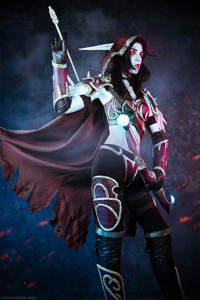 Лучший косплей по Warcraft – герои и персонажи WoW, фото косплееров   Канобу - Изображение 21