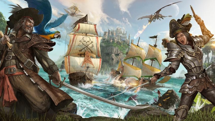 Игрок взломал аккаунт админа Atlas и добавил в пиратские будни танки с самолетами | Канобу - Изображение 1