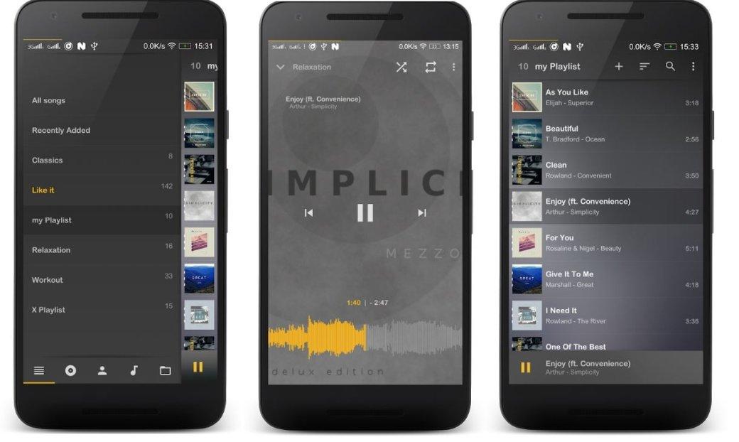 Аудиоплееры для Android - лучшие музыкальные плееры, бесплатные приложения для прослушивания музыки | Канобу - Изображение 10
