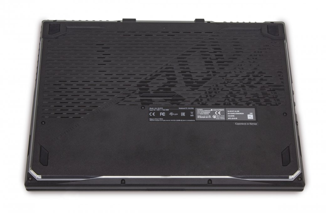 Практичный исбалансированный: ноутбук ASUS ROG Strix G | Канобу - Изображение 0