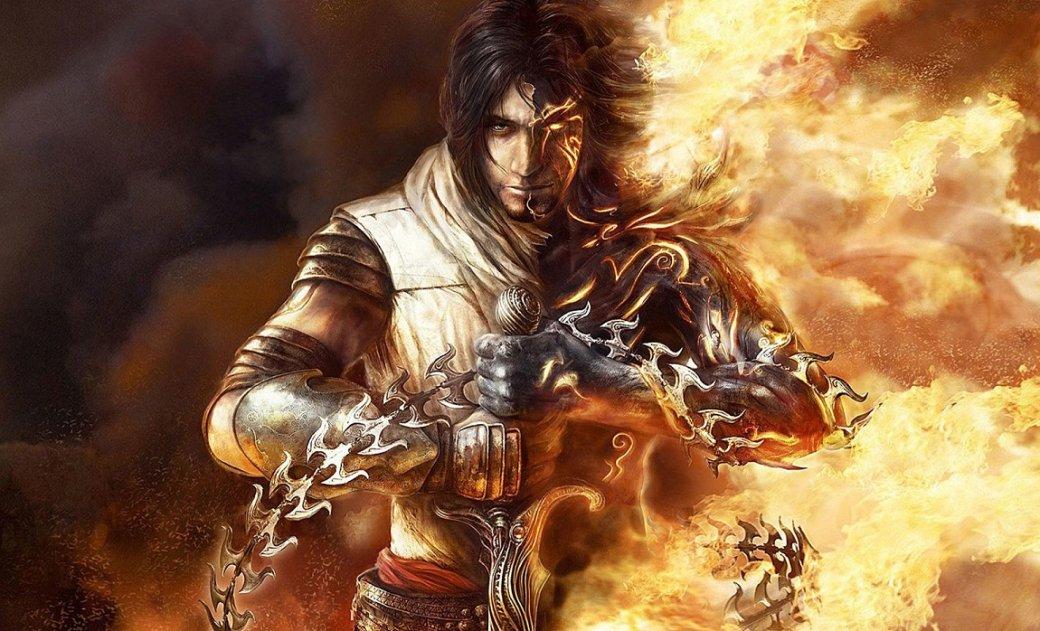 История Prince ofPersia— отWarrior Within доThe Two Thrones. Часть2 | Канобу - Изображение 3390