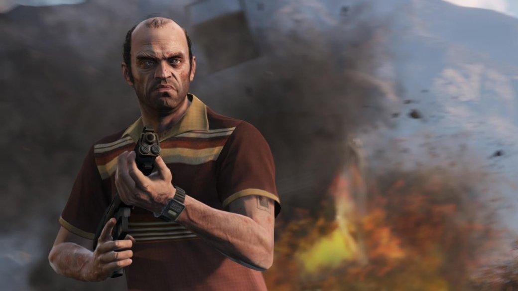 От Grand Theft Auto 5 отказалась еще одна австралийская сеть магазинов | Канобу - Изображение 1