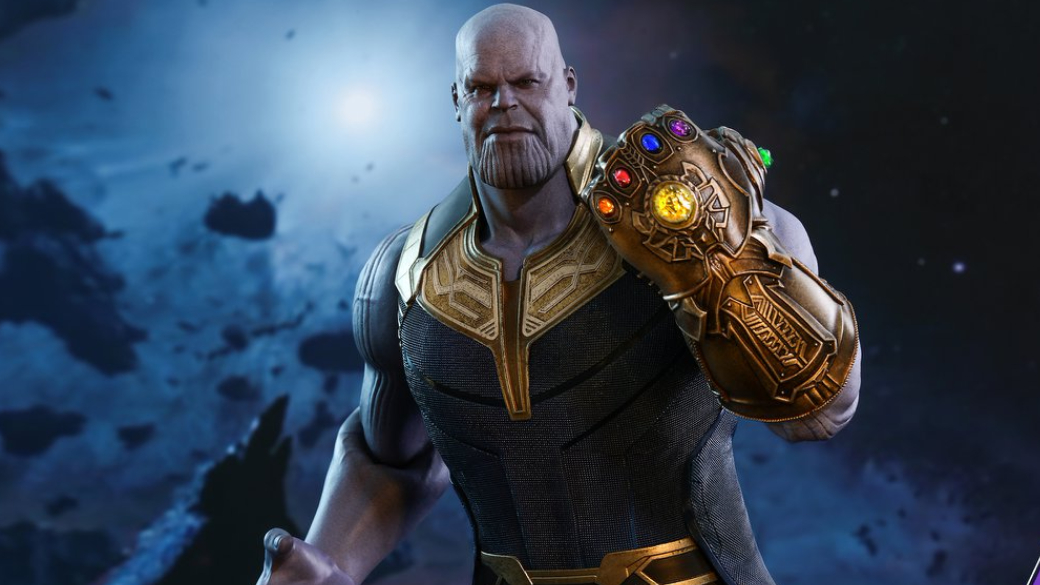 Фигурки пофильму «Мстители: Война Бесконечности»: Танос, Тор, Железный человек идругие герои. - Изображение 1