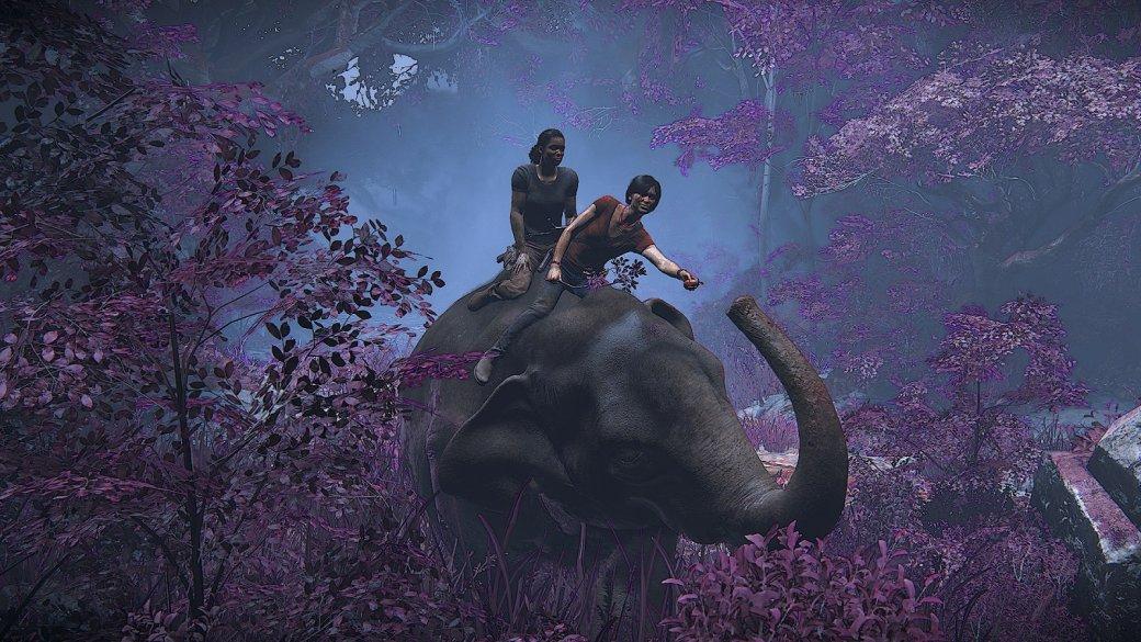 Как слоновья задница почти помешала созданию одной излучших сцен Uncharted: The Lost Legacy | Канобу - Изображение 1