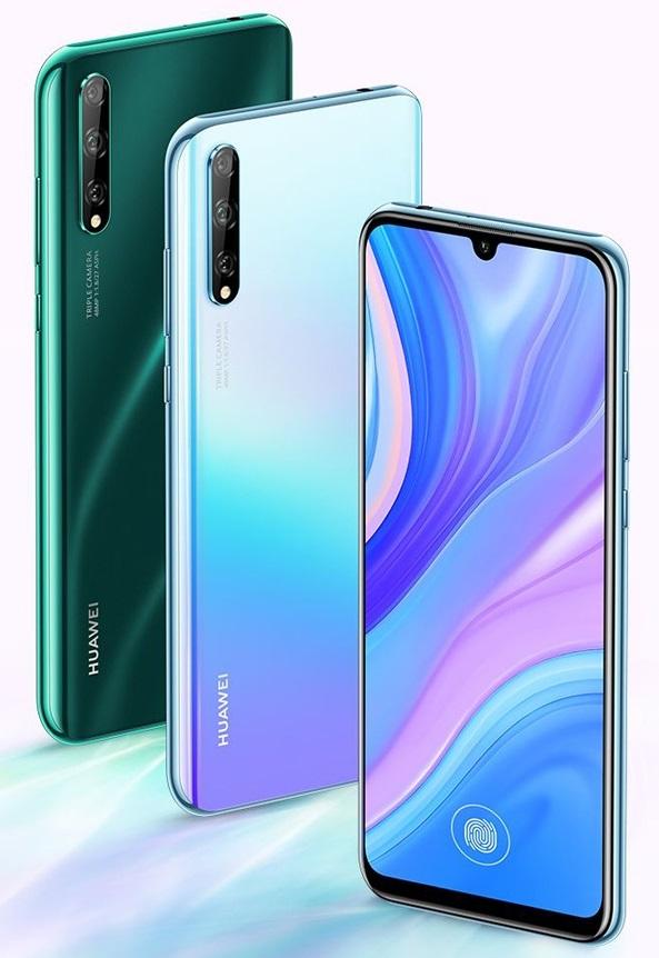 Представлен смартфон Huawei Enjoy 10s— камера на48 Мпицена 14000 рублей