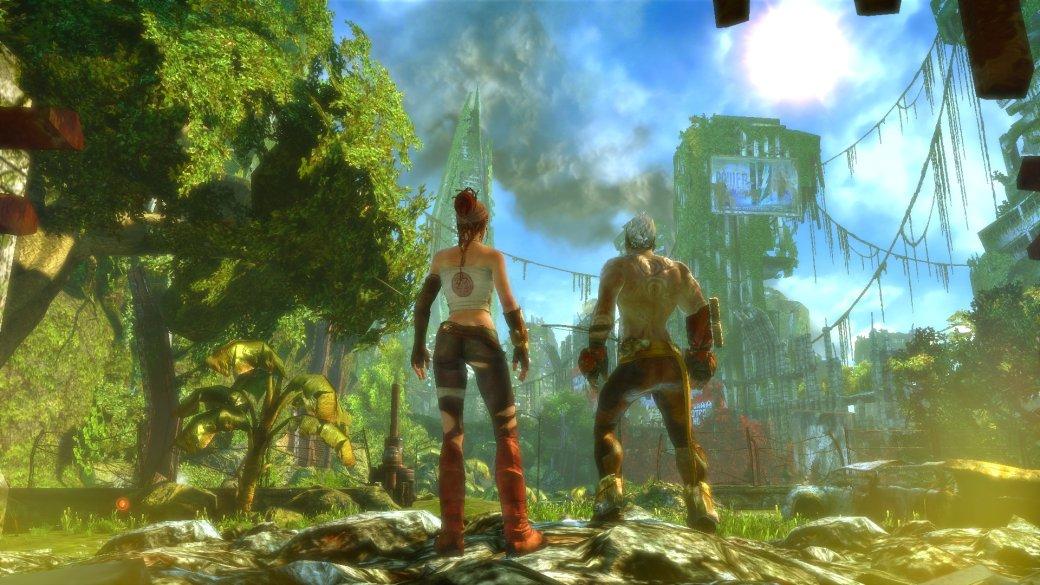 Enslaved: Odyssey tothe West задоллар идругие отличные игры вновом Humble Bandai Namco Bundle | Канобу - Изображение 971