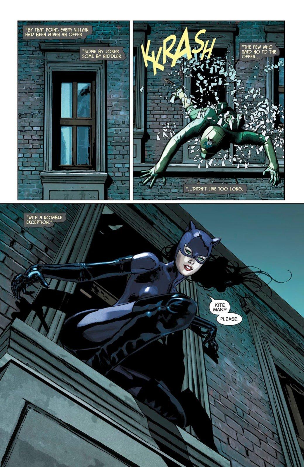 Зачем нужна была война Джокера иЗагадочника настраницах комикса «Бэтмен»?. - Изображение 11