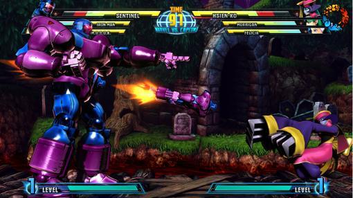 Обзор Marvel vs. Capcom 3: Fate of Two Worlds. Схватка двух йокодзун | Канобу - Изображение 8601