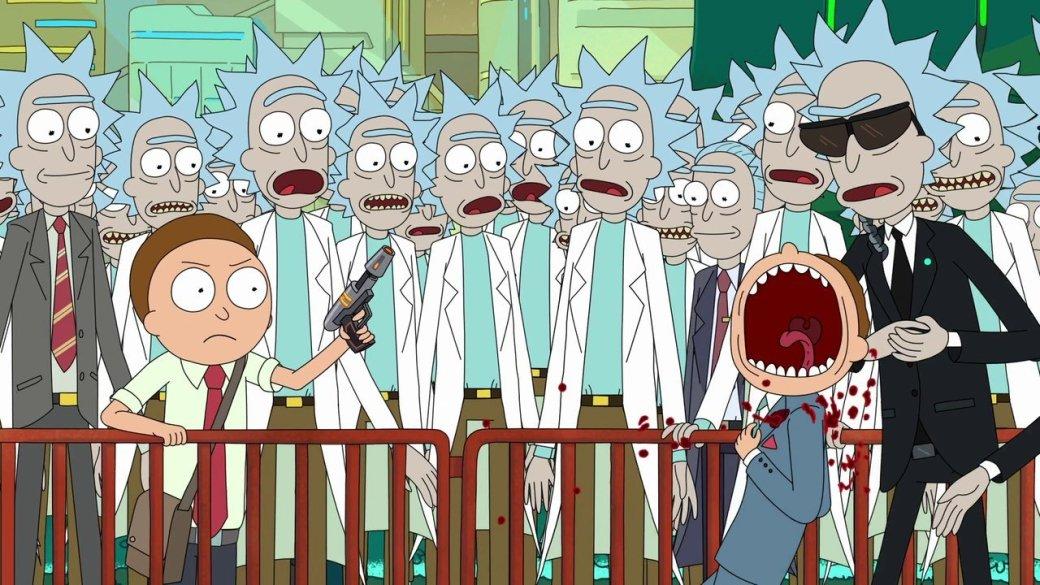 Почему 7 серия 3 сезона «Рика иМорти»— лучшая вмассовой культуре. - Изображение 10