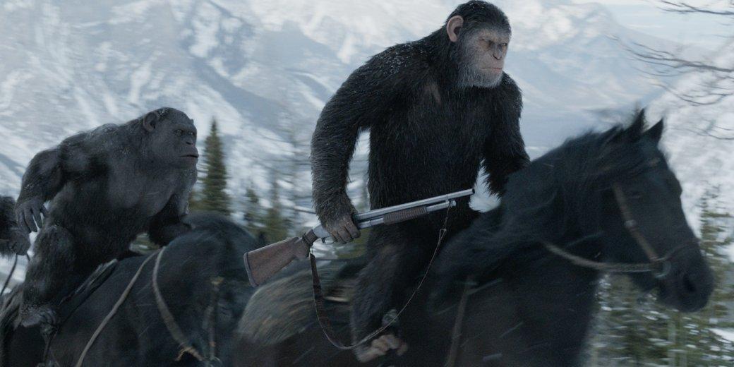 Планета обезьян: Война (фильм 2017) - обзоры главных и лучших фильмов 2017. | Канобу - Изображение 0