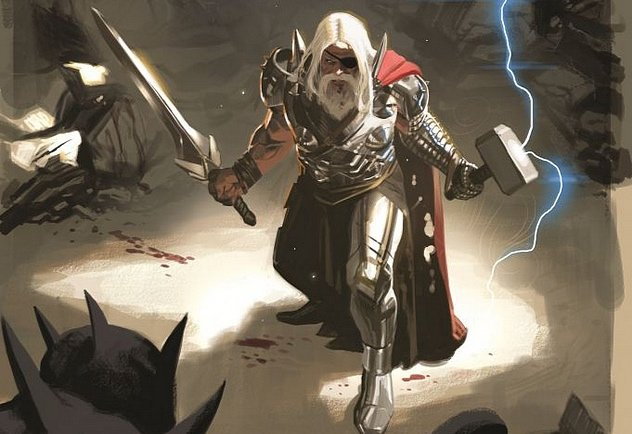 10 безумных версий Тора вкомиксах Marvel | Канобу