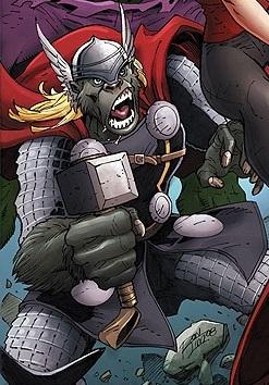 10 безумных версий Тора вкомиксах Marvel. - Изображение 6