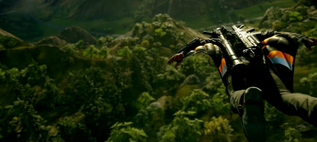 E3 2018: графические красоты Apex Engine в Just Cause 4. - Изображение 1