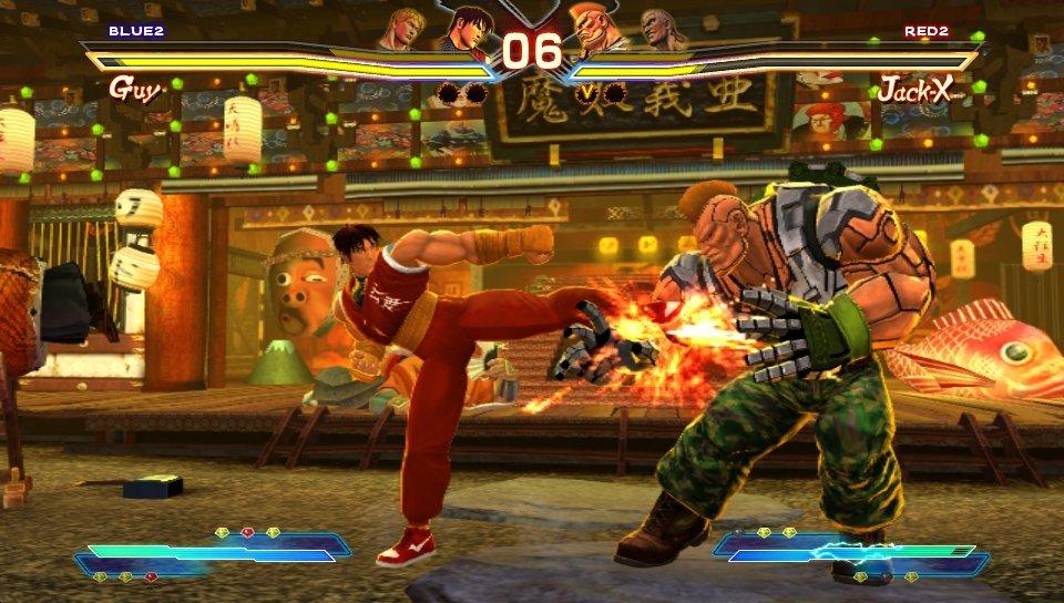 Рецензия на Street Fighter x Tekken | Канобу - Изображение 0