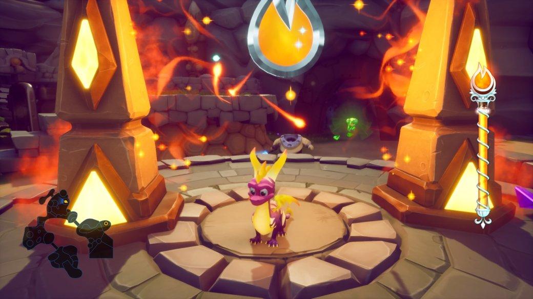 Суть. Spyro Reignited Trilogy — все так же весело, но гораздо красивее | Канобу - Изображение 9953