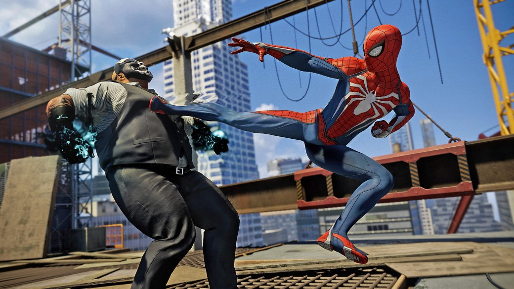 Суть. Marvel's Spider-Man— зачто игру любить, зачто ненавидеть   Канобу - Изображение 11939