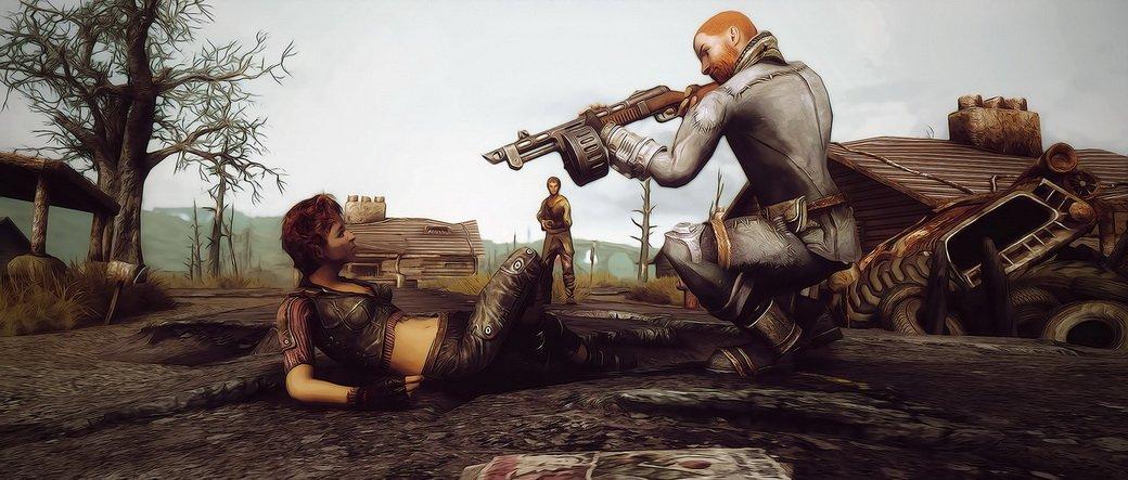 Лучший арт мира Fallout | Канобу - Изображение 51