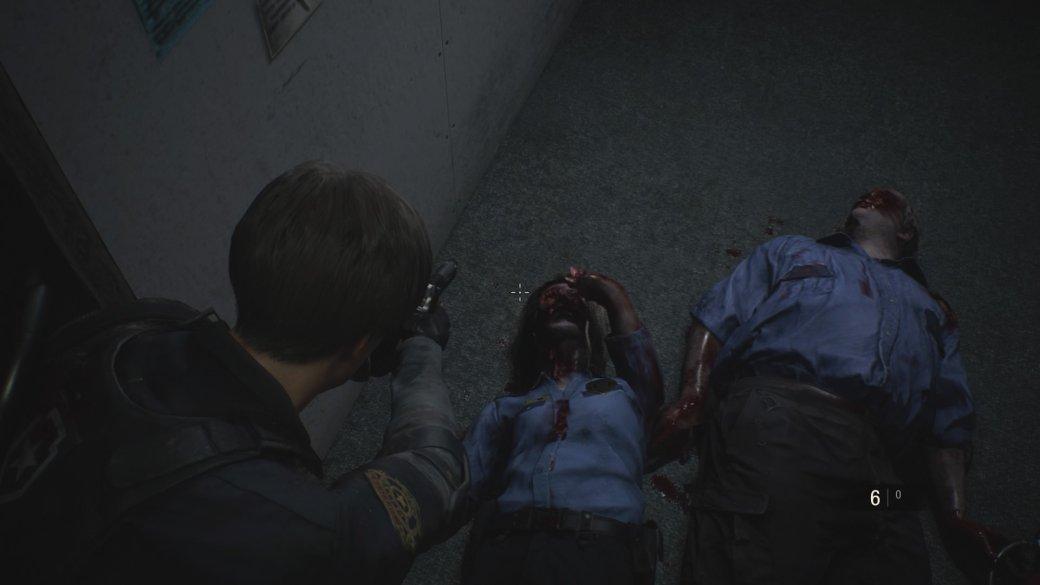 Рецензия на Resident Evil 2 Remake | Канобу - Изображение 7
