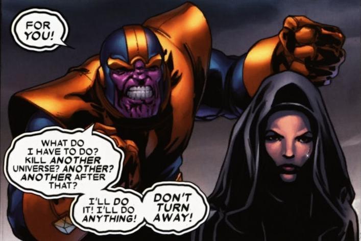 Кто такой Танос и какова его роль в Войне бесконечности, кто может победить Таноса | Канобу - Изображение 1130
