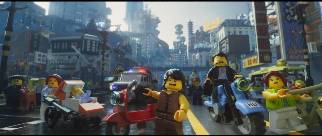 Рецензия на «Лего Ниндзяго Фильм» | Канобу - Изображение 3094