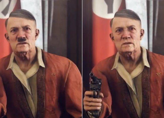 Как Wolfenstein 2 подвергли цензуре вГермании. Например, лишили Гитлера усов | Канобу - Изображение 1