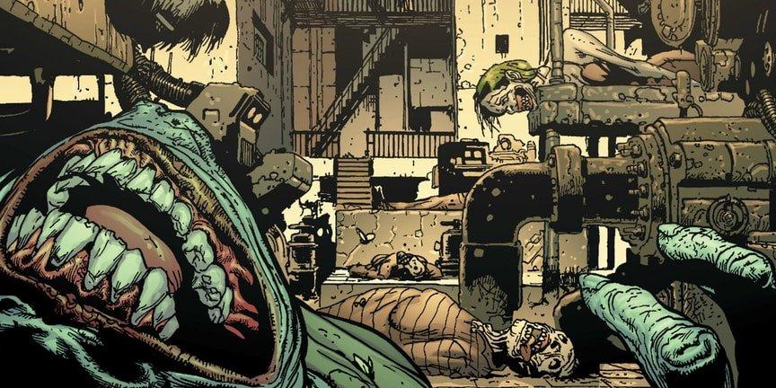 Самые ужасные поступки Джокера   Канобу - Изображение 10296