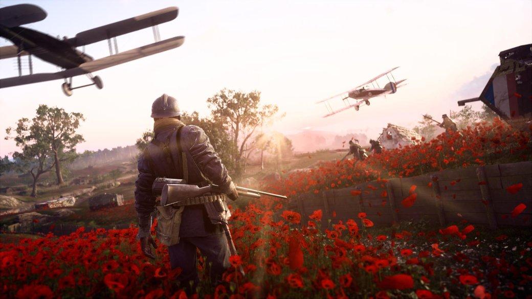 Battlefield 1: как Франция выглядит в дополнении «Они не пройдут» | Канобу - Изображение 4009
