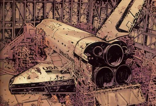 Комиксы: Orbiter   Канобу - Изображение 7615