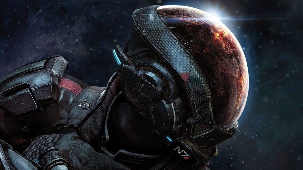 BioWare смогла. Первые впечатления от Mass Effect: Andromeda   Канобу